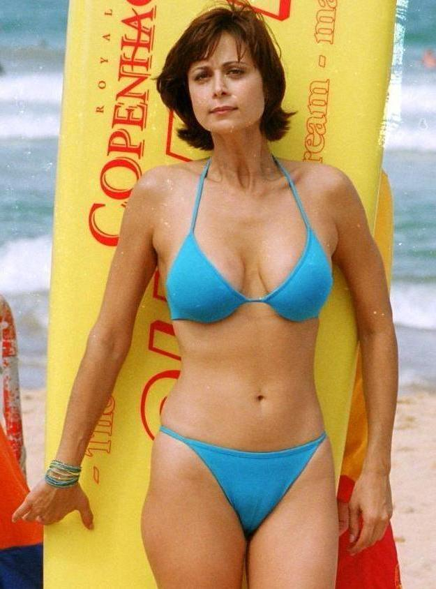 catherine bell s breasts