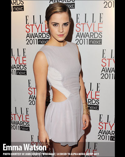 FCBA HISTORY / 9 May 2012 Virginie Ledoyen Vs Emma Watson