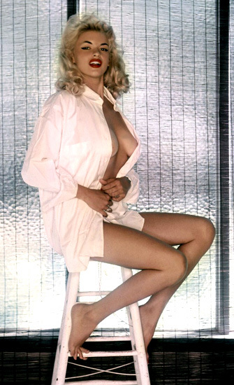 Fcba History 20 May 1999 Jayne Mansfield Vs Sophia Loren Retro
