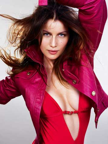 laetitia casta height. Laetitia Casta Photo Shoot