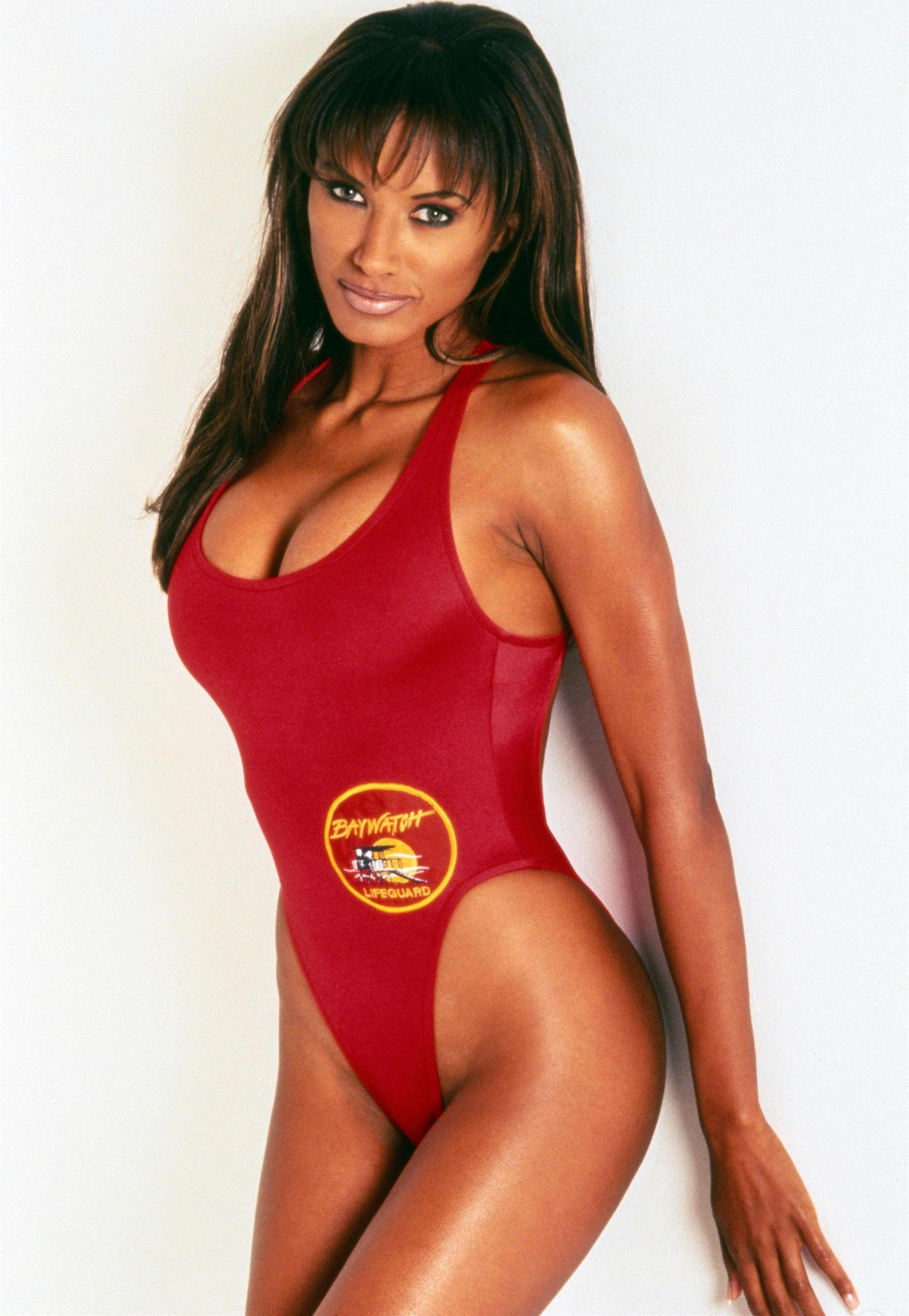 Baywatch nude women young black