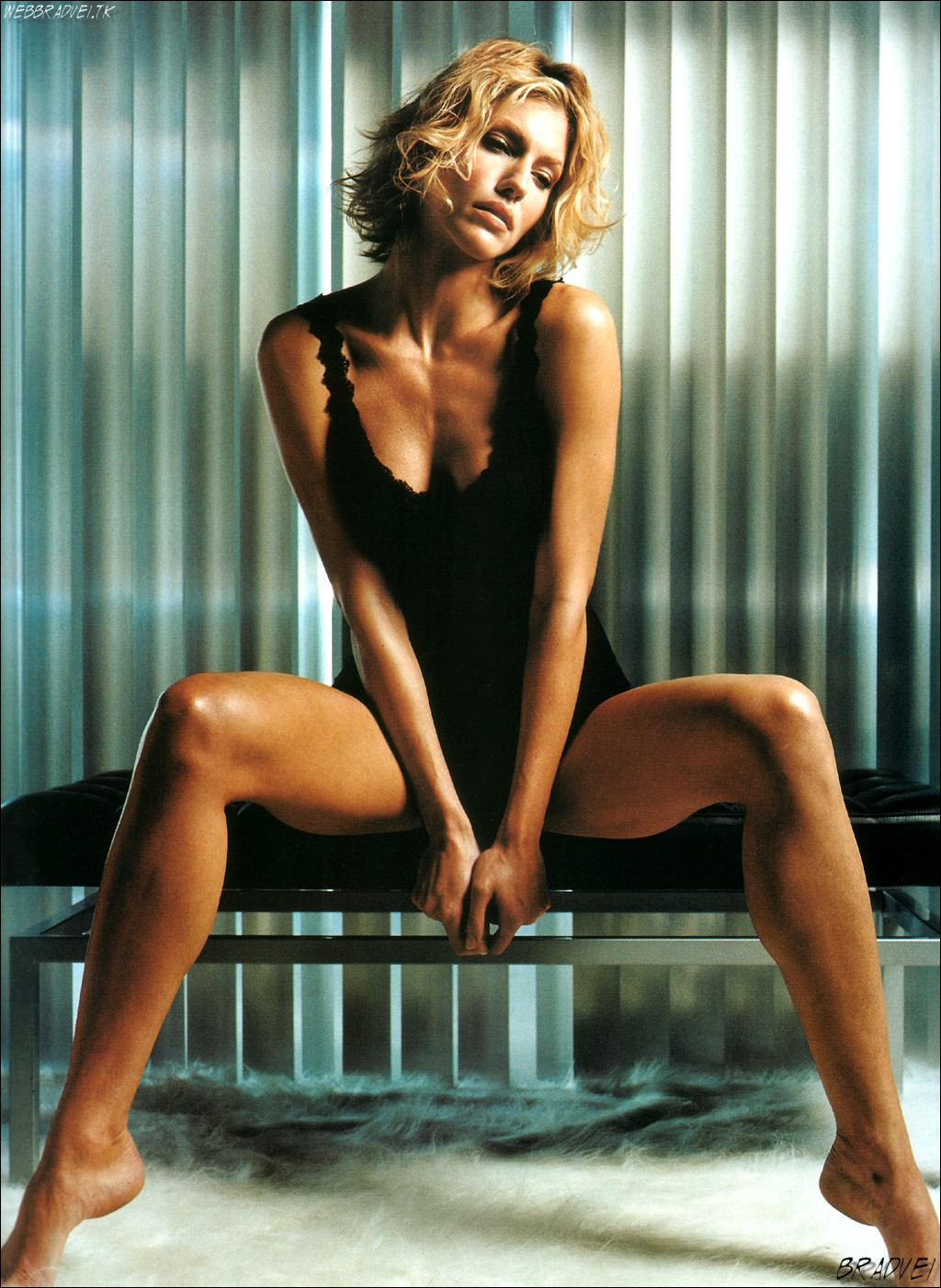 Swimsuit Tricia Helfer CAN 	2	1997-1998 naked (89 pictures) Tits, Facebook, panties
