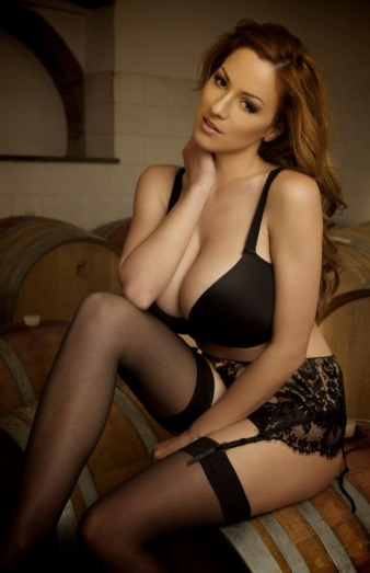 Name: Jordan Carver, Profession: Supermodel, Nationality: Germany ...