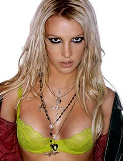 britney spears tits