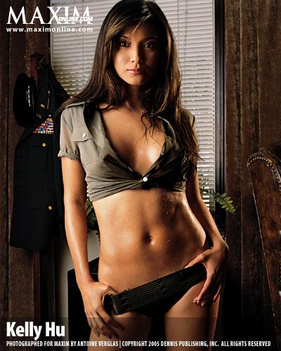 Kelly hu breasts
