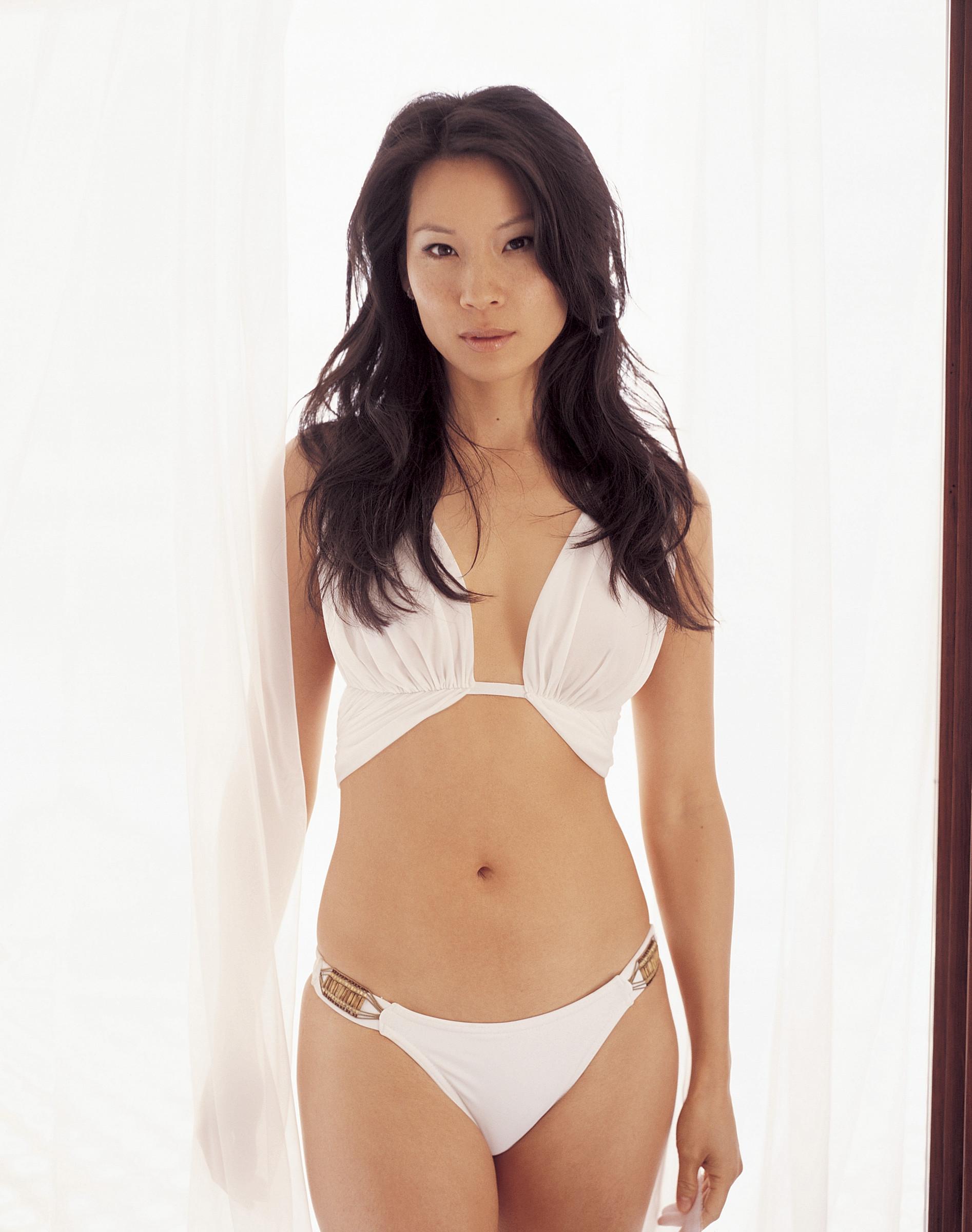 Tits Bikini Lucy Liu naked photo 2017