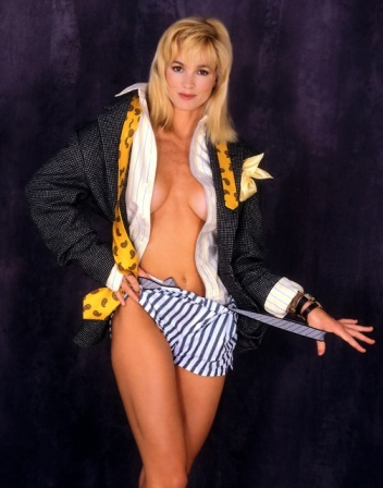 janet jones gretzky image